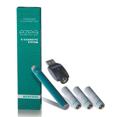 Ezee e-cigarett startpaket - Mentol 12mg - Medium