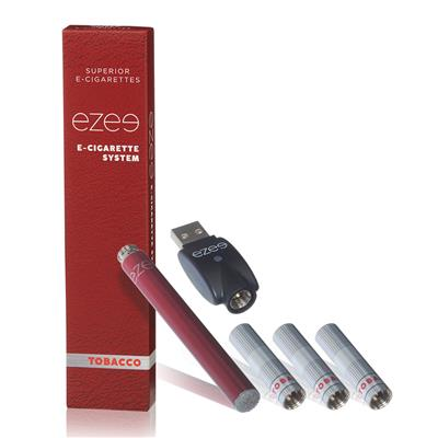 Ezee e-cigarett startpaket - Tobak 12mg - Medium